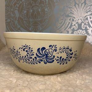 Vintage Pyrex Nesting Mixing Bowl Homestead 2.5l